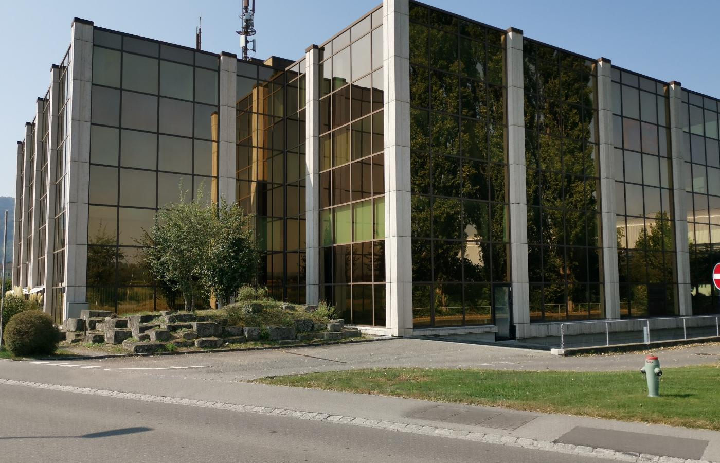 Business Center Bern Outside 03